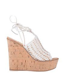 Sandali con zeppa donna eleganti o sportivi Collezione Primavera ... 1c1039a7778