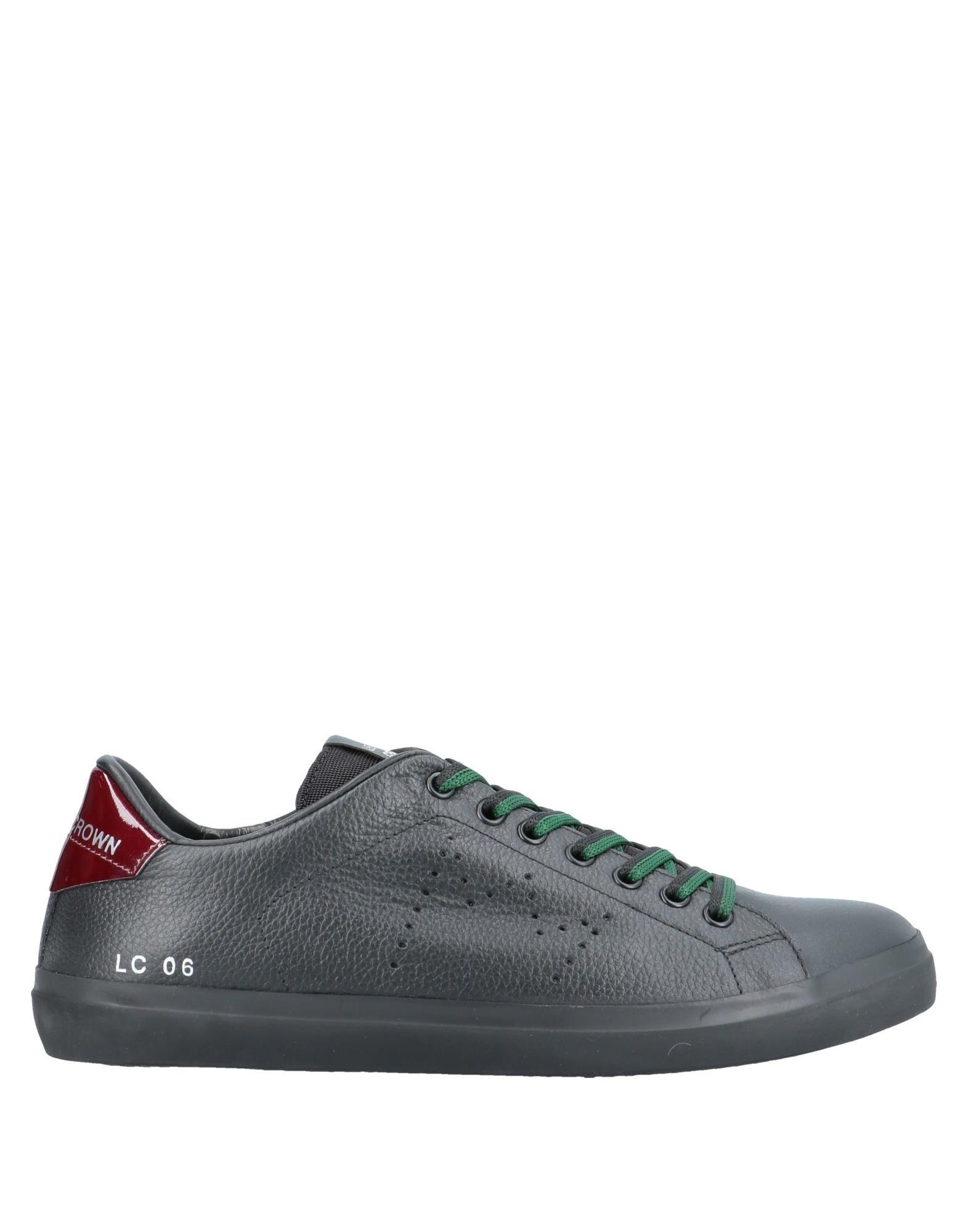 Turnschuhe Leather Crown herren - 11660216XH