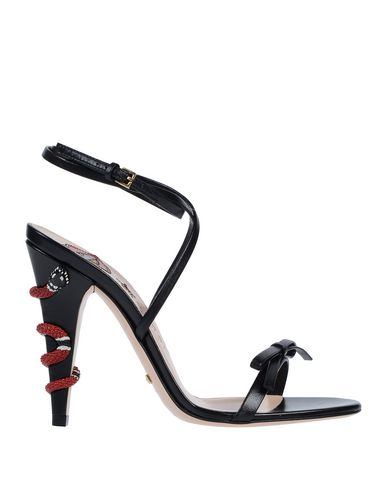 40a9fd3006 Sandali Gucci Donna - Acquista online su YOOX - 11665878JF