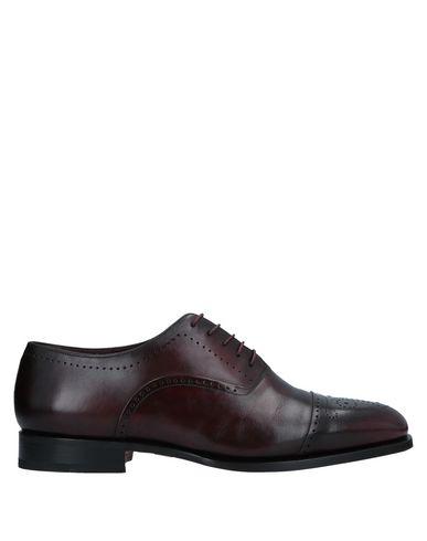 3a0402338 Обувь На Шнуровке Для Мужчин от Santoni - YOOX Россия