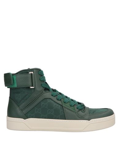 f2aaa9d127c Gucci Sneakers - Men Gucci Sneakers online on YOOX Romania - 11667622RS