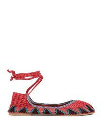 e9d67294df Ballerine donna: scarpe ballerine comode e eleganti | YOOX