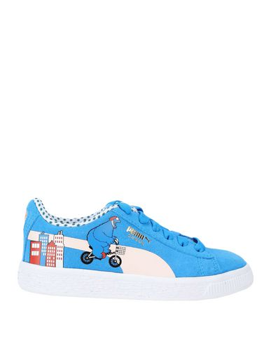 Puma Sesame Str 50 Suede - Sneakers - Women Puma Sneakers online on YOOX United States - 11672621QP