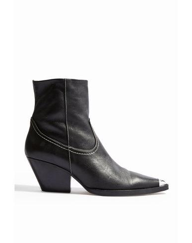 3b7d667afe4 TOPSHOP Ankle boot - Footwear   YOOX.COM