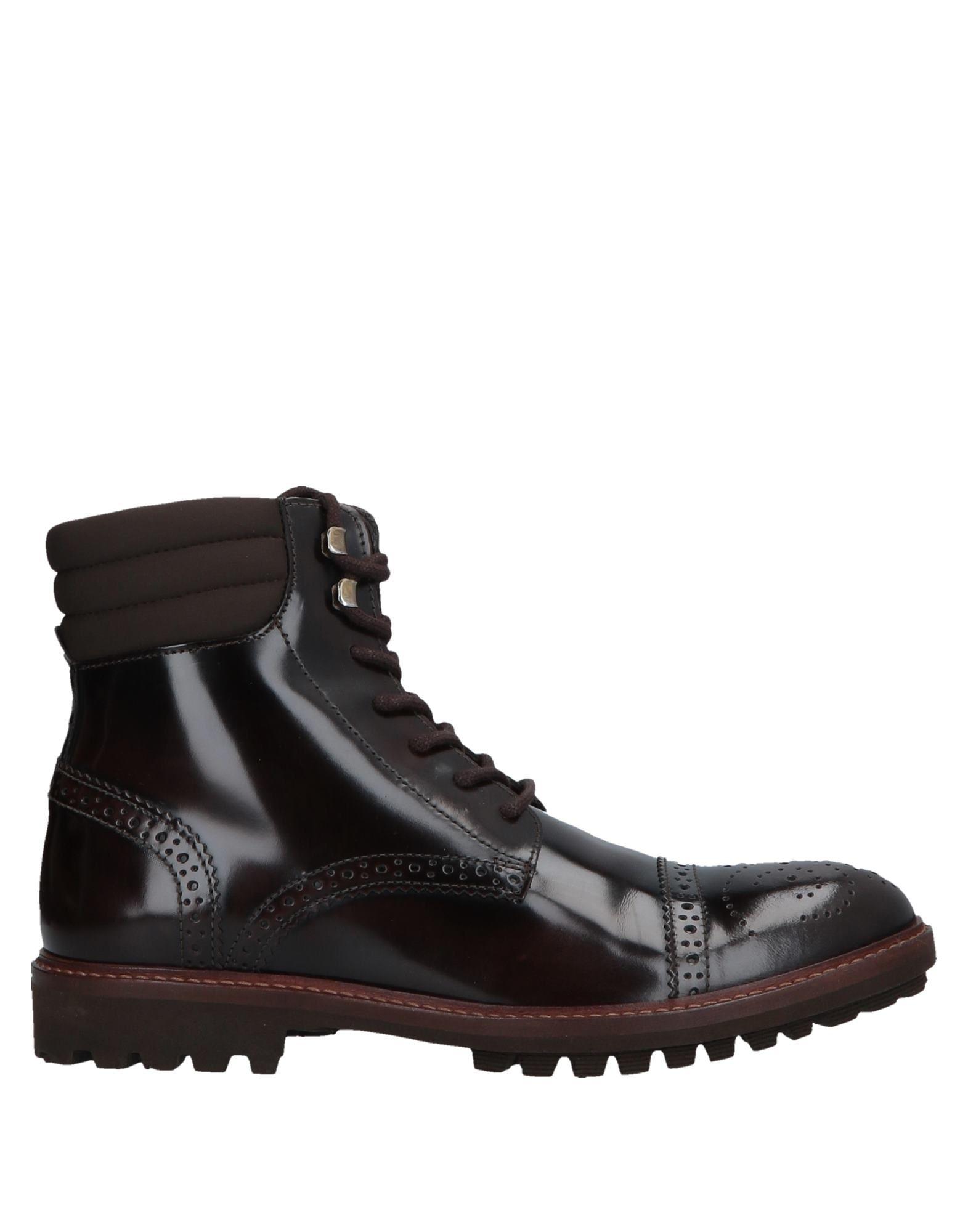 Stivaletti Trussardi Trussardi Jeans uomo - 11678598VG