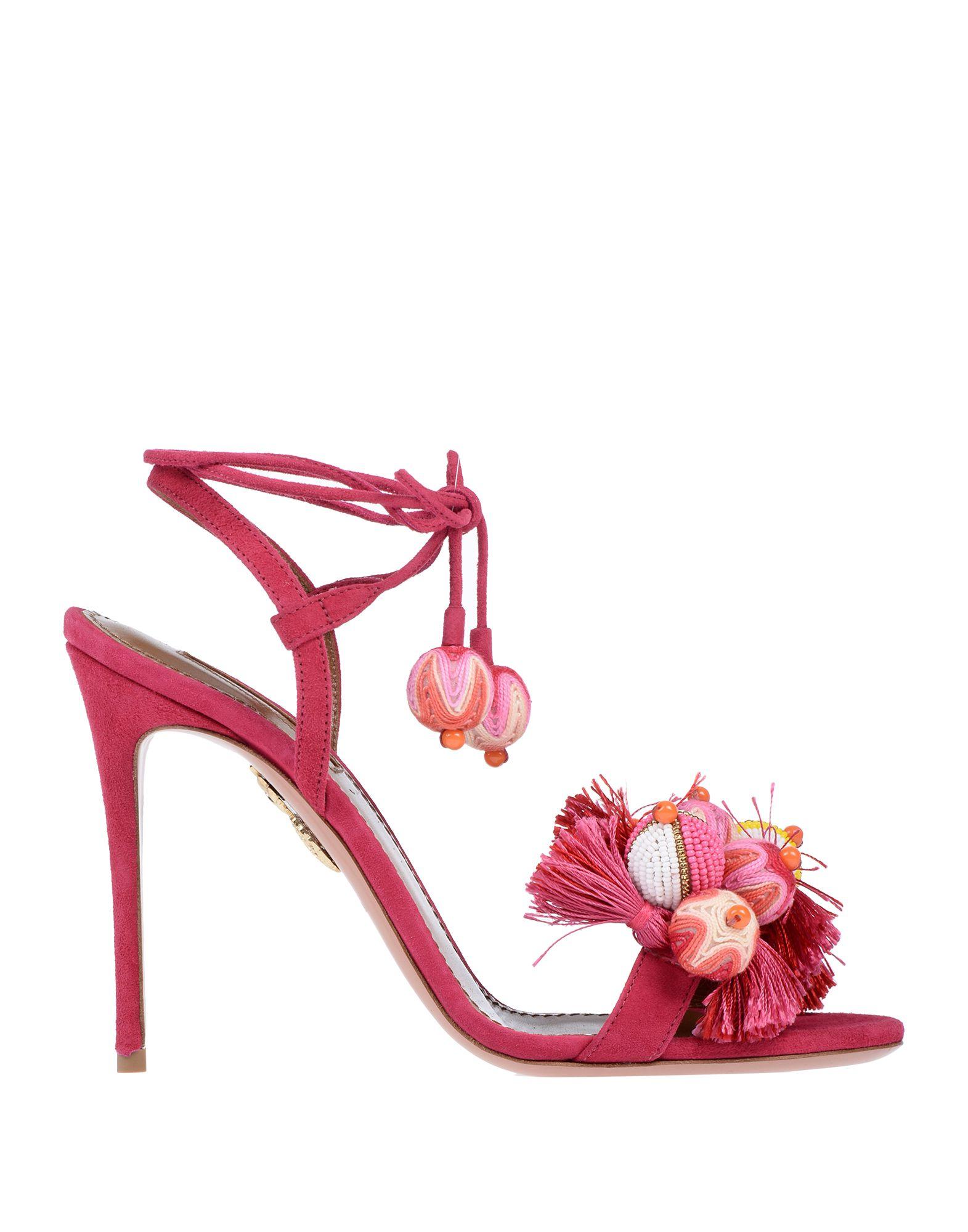 running shoes really comfortable promo code Aquazzura Sandals - Women Aquazzura Sandals online on YOOX ...