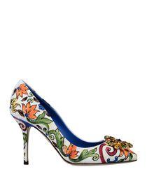 28baaf65ed Dolce & Gabbana Footwear - Dolce & Gabbana Women - YOOX United States