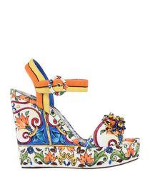 best sneakers 8c984 07489 Sandali con zeppa donna eleganti o sportivi Collezione ...