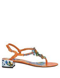 2d4ee531d08 Dolce & Gabbana Footwear - Dolce & Gabbana Women - YOOX United States