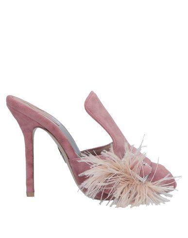 Aperlai Sandals In Pastel Pink
