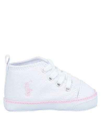 fe260e64 Ralph Lauren Newborn Shoes Girl 0-24 months online on YOOX Romania