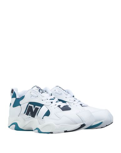 new balance uomo white