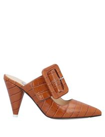 1ea3225e1255f Women's mules online: women's wooden wedges with high and low heel ...