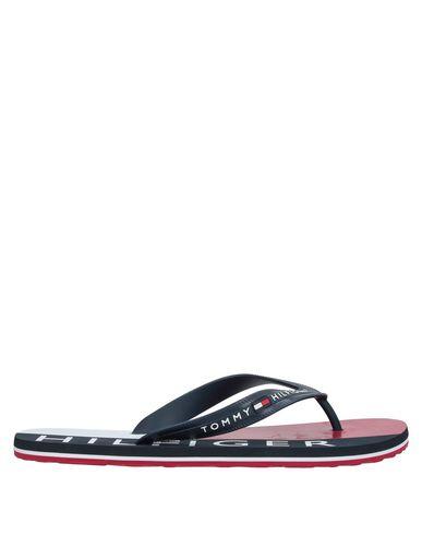 bac193445b TOMMY HILFIGER Flip flops - Footwear | YOOX.COM