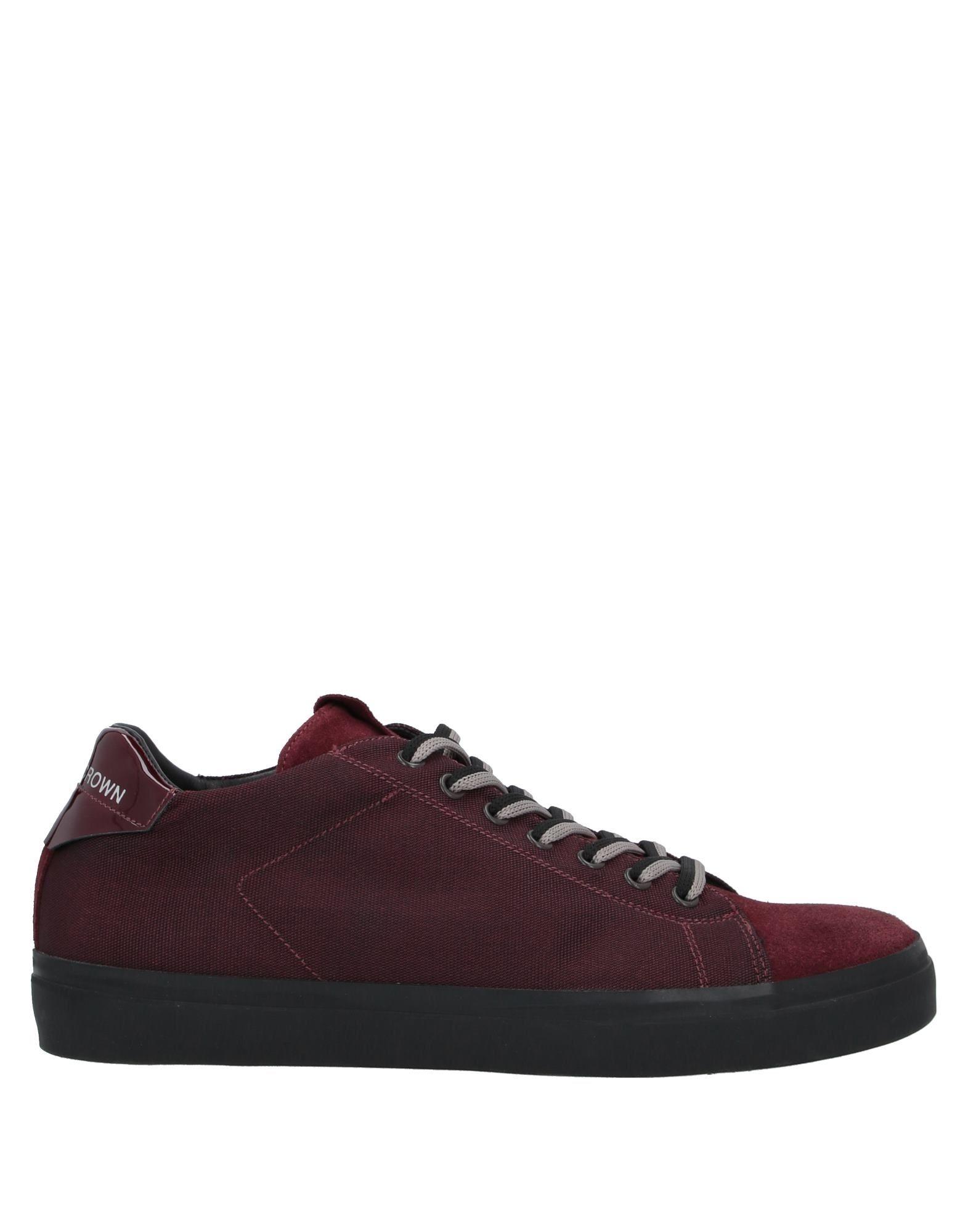 Turnschuhe Leather Crown herren - 11717040BX