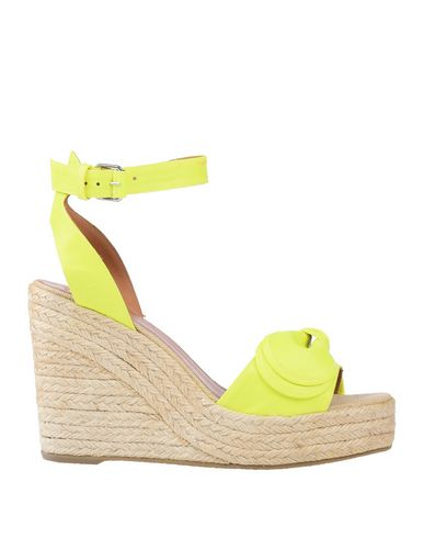 Marc By Marc Jacobs Sandals In Yellow