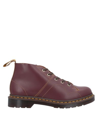 Dr. Martens Ankle Boot In Maroon