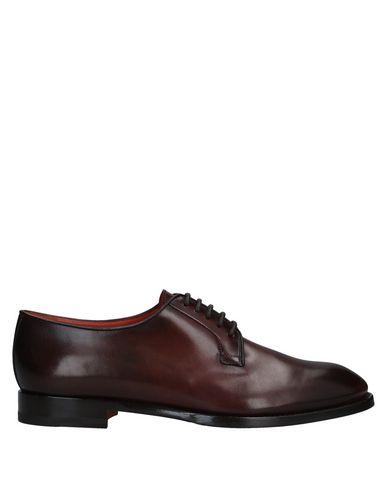 SANTONI - Chaussures à lacets