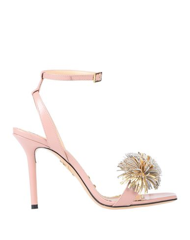 Charlotte Olympia Sandals In Pink