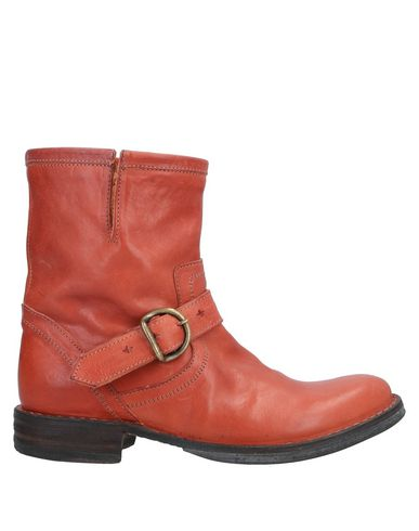 Fiorentini + Baker Ankle Boot In Rust