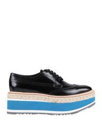 new concept e8b02 6ff91 Stringate donna: scarpe stringate basse e alte, con tacco o ...