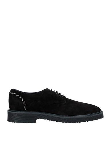 GIUSEPPE ZANOTTI - Laced shoes