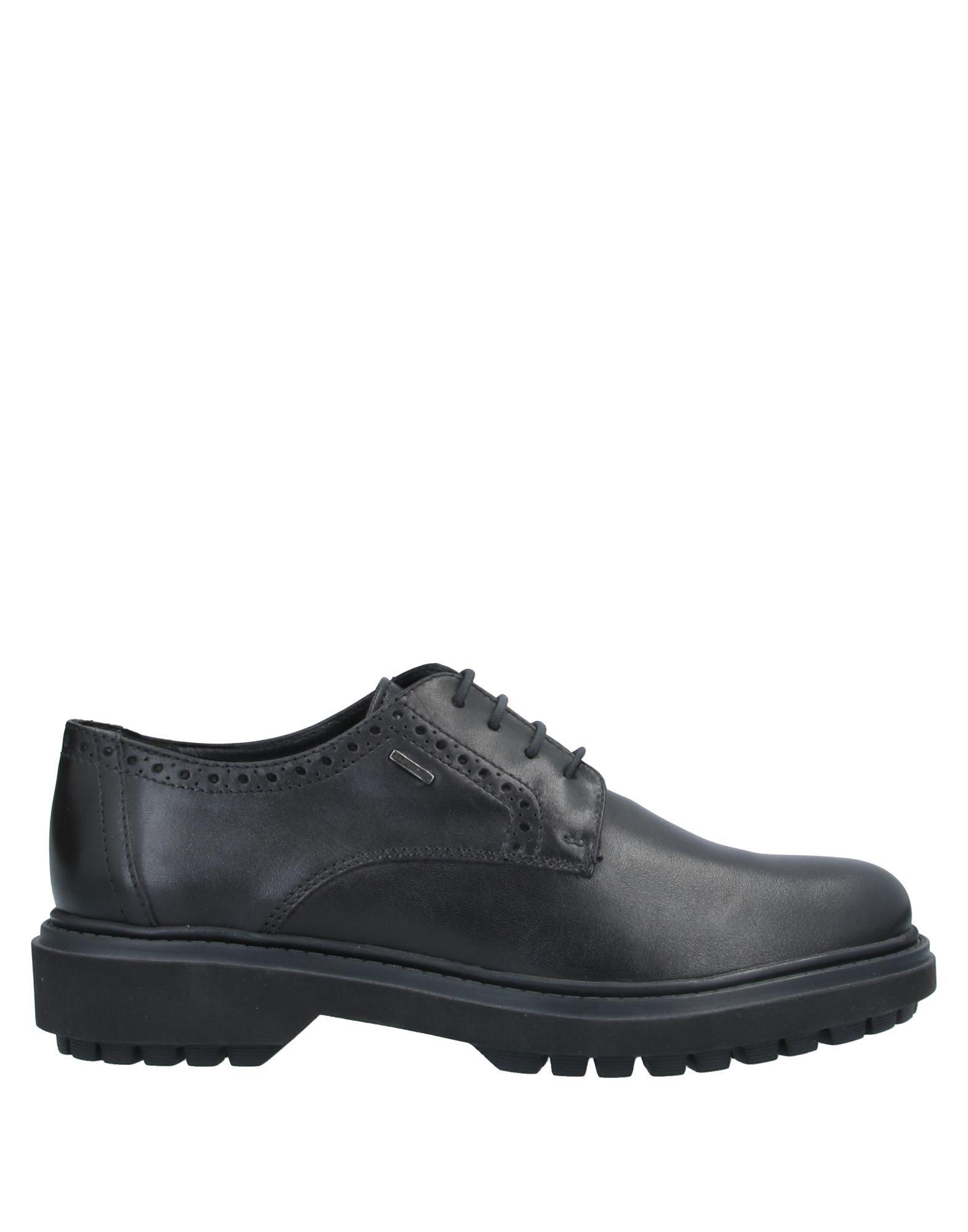 Chaussures À Lacets Geox Femme - Chaussures À Lacets Geox   - 11753043DL