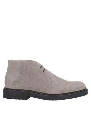 Barracuda Boots In Grey