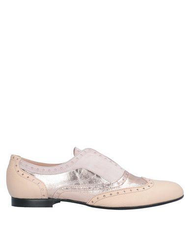 Pollini Loafers In Beige