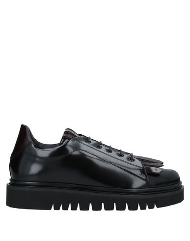John Galliano Laced Shoes In Black