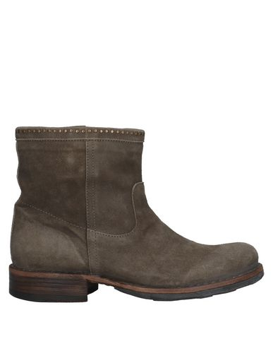 Fiorentini + Baker Ankle Boot In Military Green