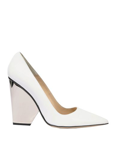 Paul Andrew Pump In White