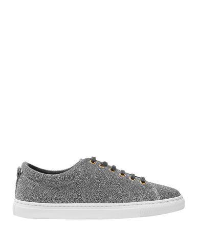 Sandro Sneakers In Silver