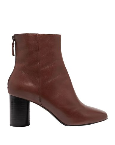 Sandro Ankle Boot In Brown