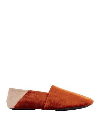 Newbark Loafers In Rust