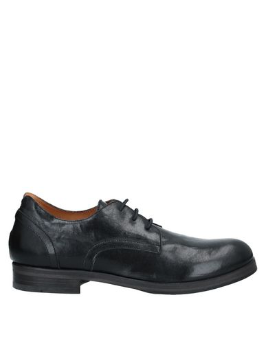 Fiorentini + Baker Laced Shoes In Black