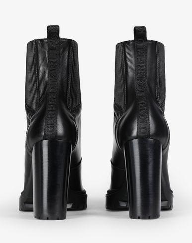 Stiefelette Boot X Carine Lagerfeld Track Karl Ankle uFJ3lK1cT