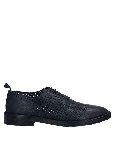 Barracuda Laced Shoes In Dark Blue