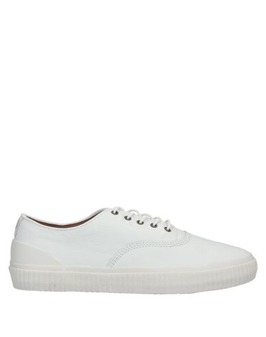 Fred Perry Sneakers In White