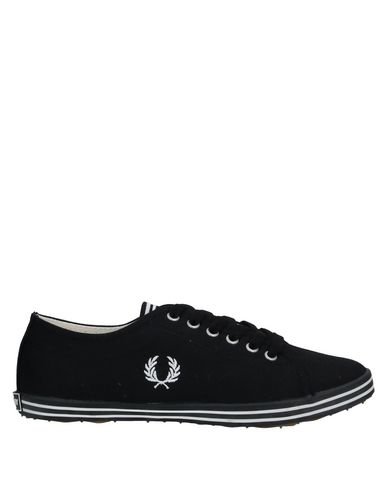 Fred Perry Sneakers In Black