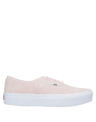 Vans Sneakers In Light Pink | ModeSens
