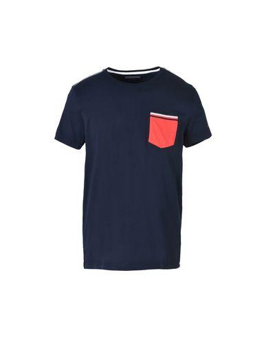 Tommy Hilfiger Carl C-nk Tee S / S Rf Camiseta engros-pris billig pris GDR8DtKg9