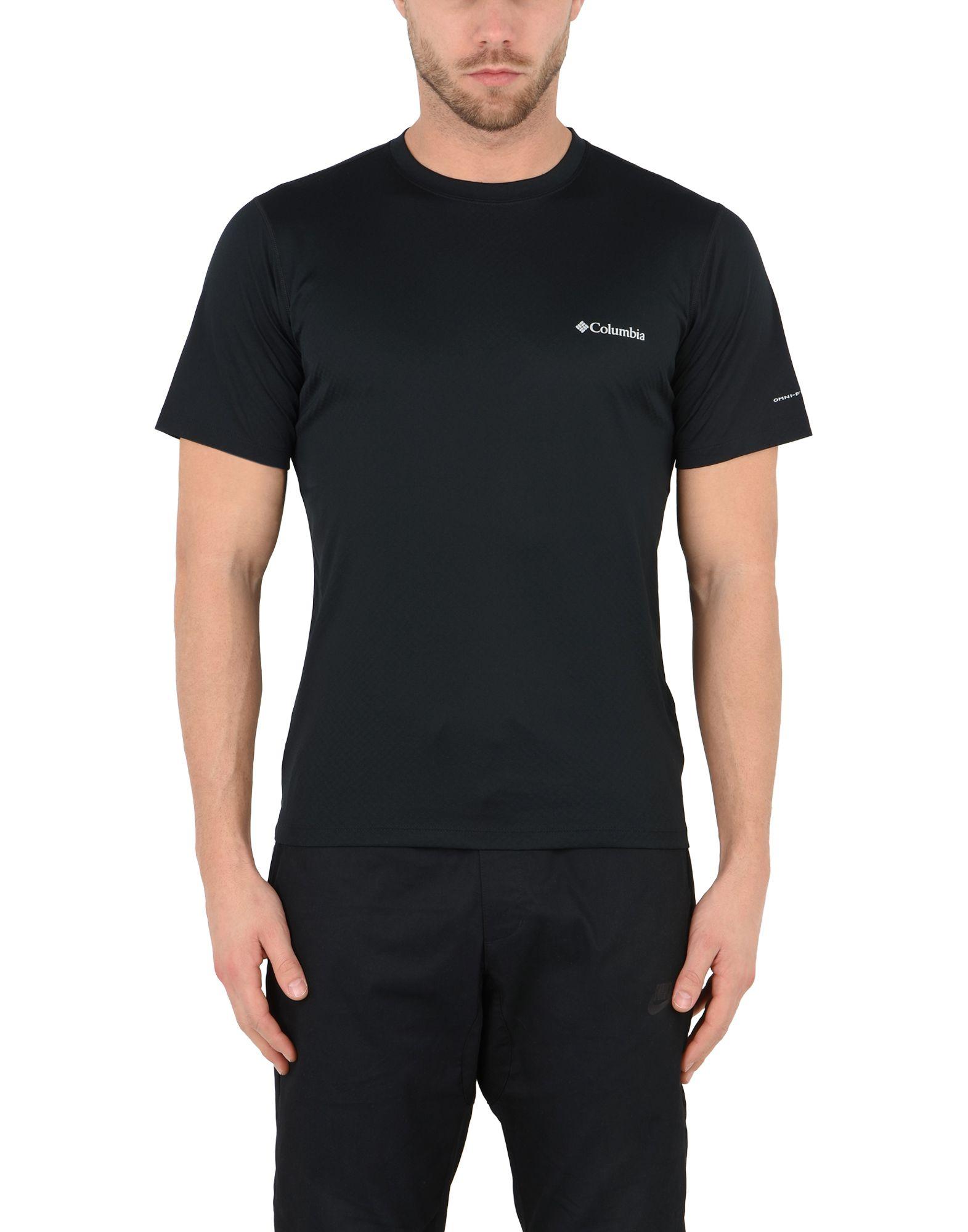 T-Shirt Sportiva Columbia Zero Rules  Short Short  Sleeve Shirt - Uomo - 12003220NE 33b791