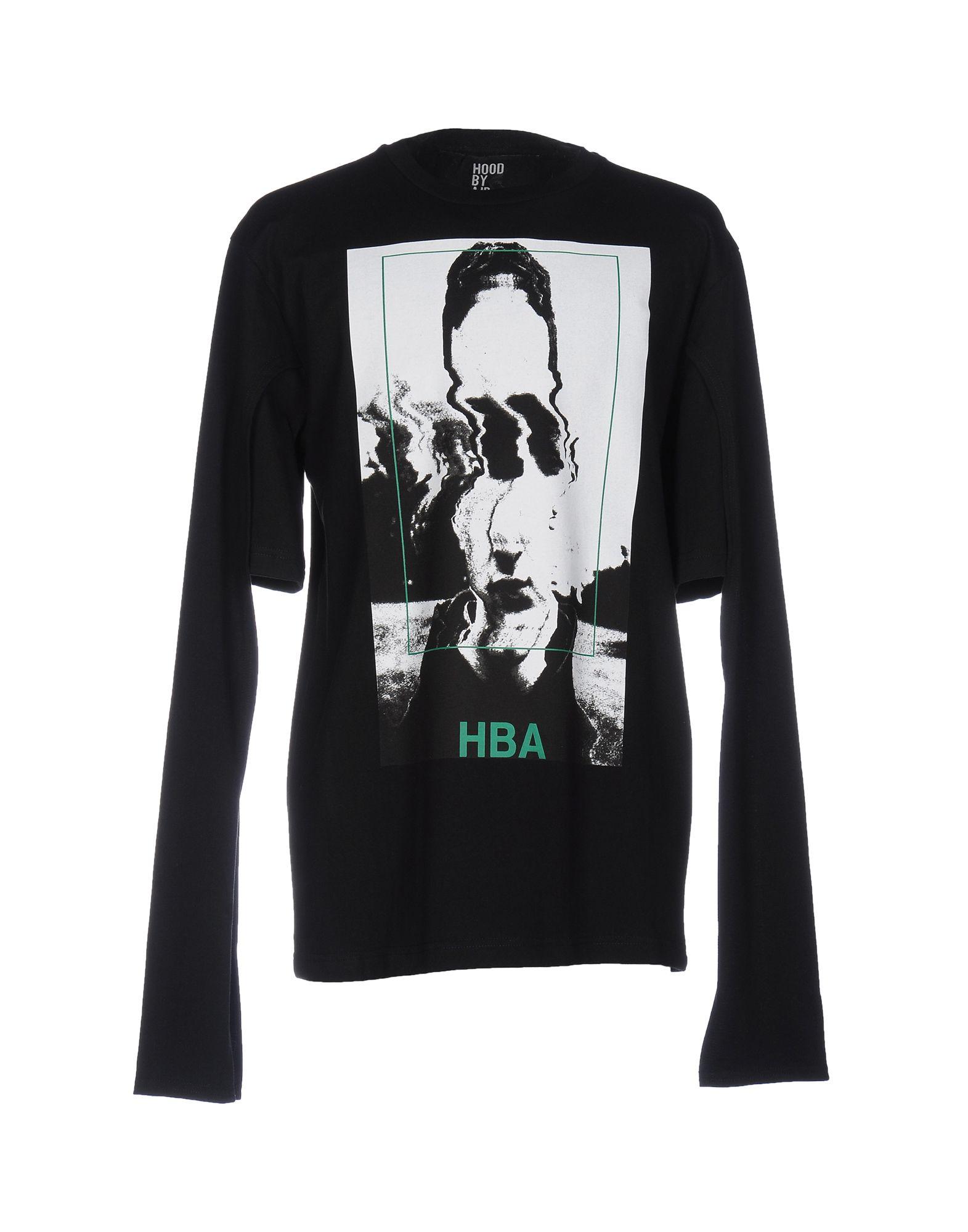 590c406f455 Hba Hood By Air T-Shirt - Men Hba Hood By Air T-Shirts online on ...