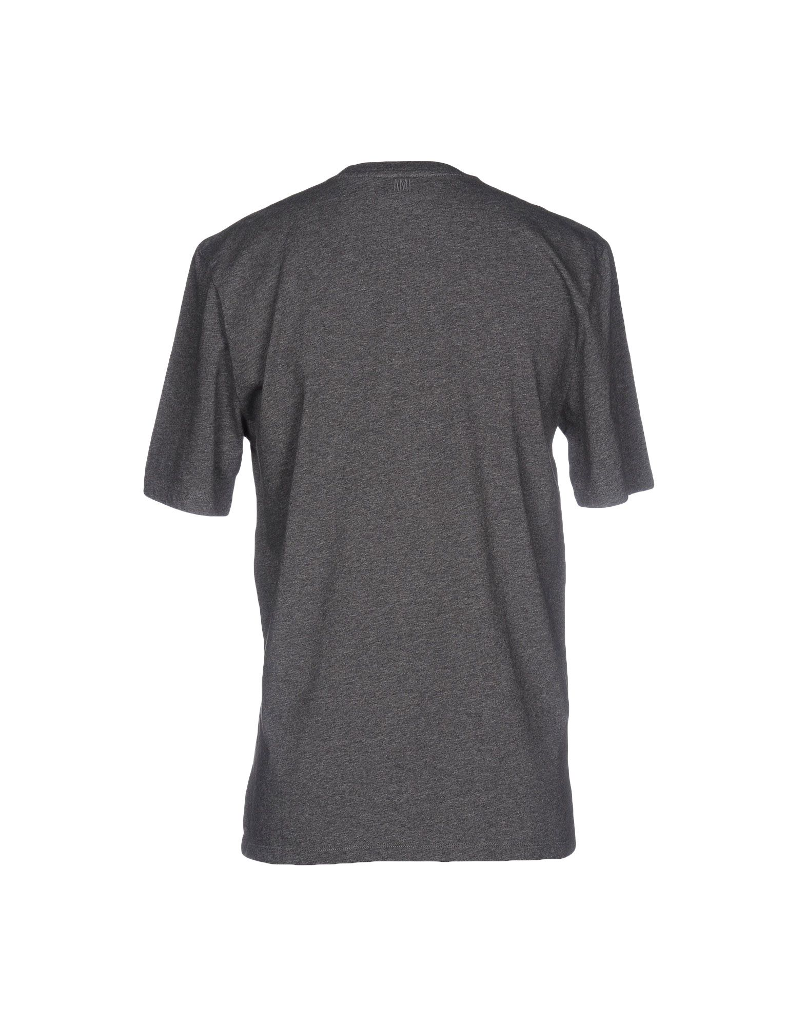 T-Shirt Ami Alexandre Mattiussi Uomo 12006403BO - 12006403BO Uomo 6eb87f