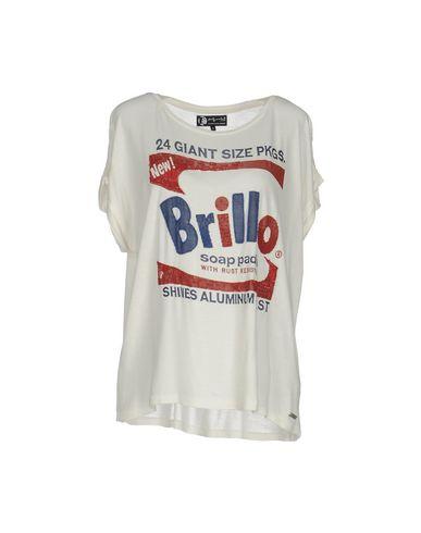 Andy Warhol By Pepe Jeans Camiseta klaring 100% opprinnelige rabatt utgivelsesdatoer gratis frakt valg utløp gratis frakt klaring topp kvalitet 2yudID