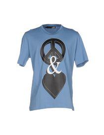 Moschino Homme - T-Shirts Moschino - YOOX c4a864e57607
