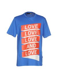 0fe0d5fb6366 Love Moschino Men - shop online wallets, suits, t-shirts and more at ...