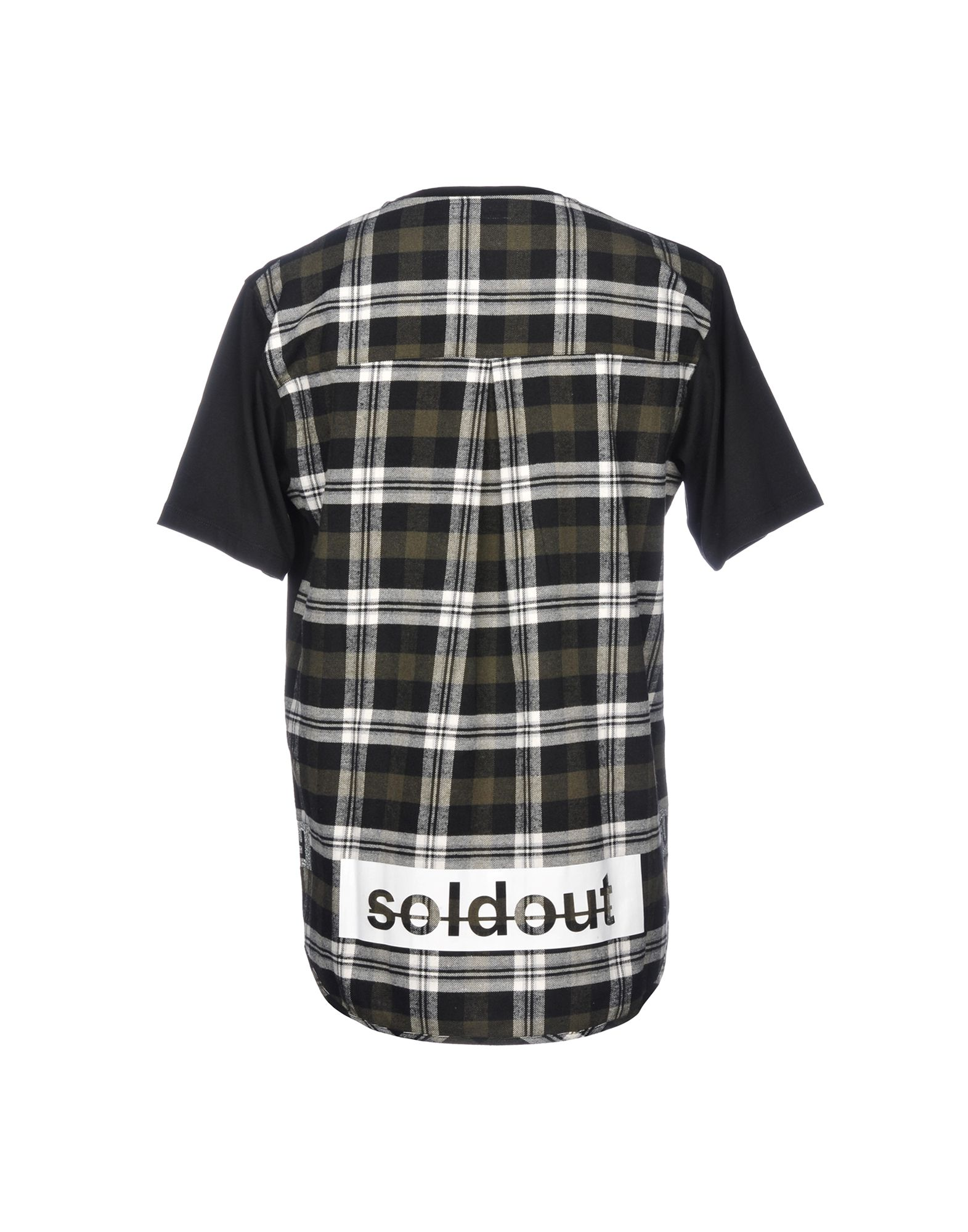T-Shirt Sold Out Uomo Uomo Uomo - 12010605QB 92bd29