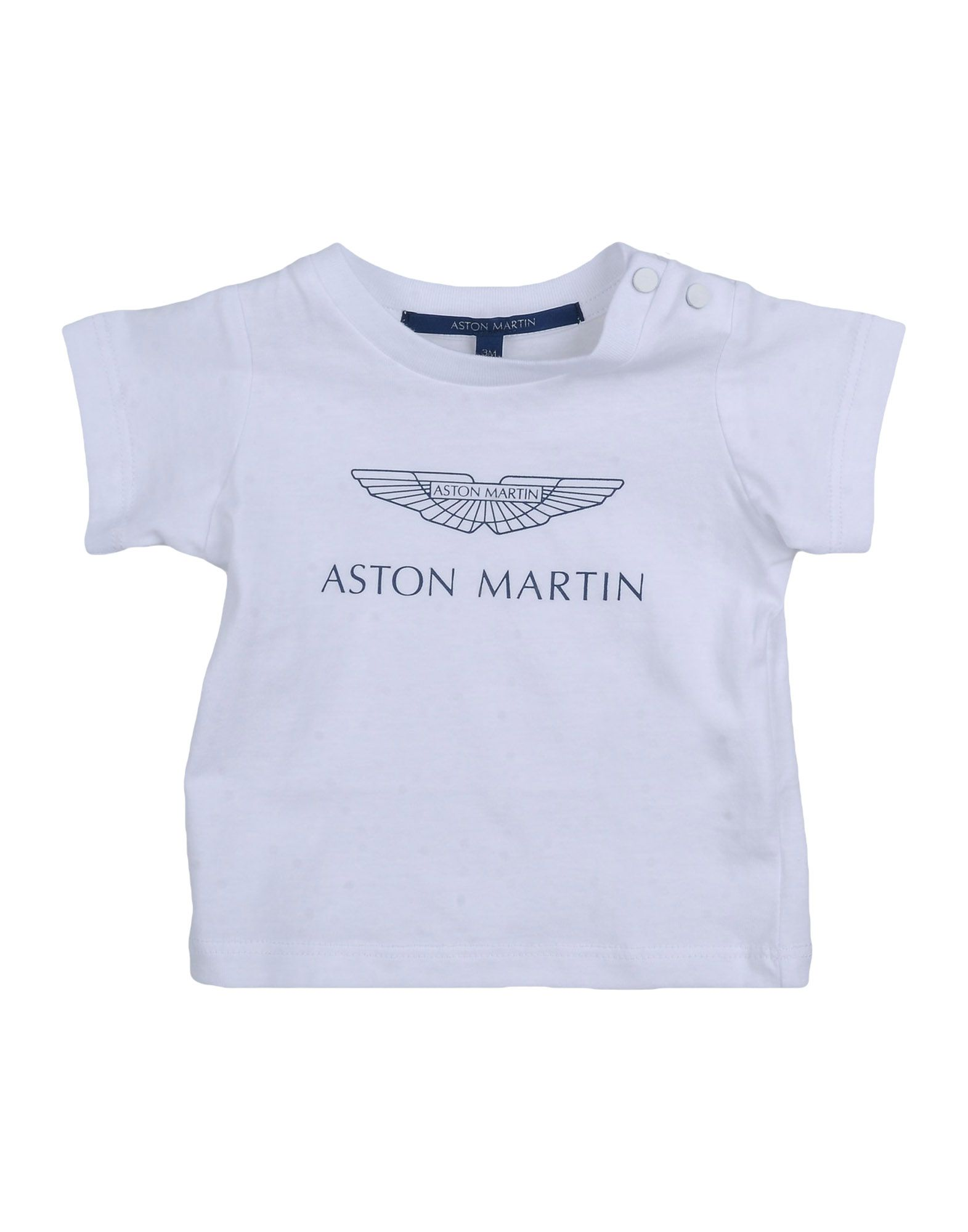 aston martin t-shirt boy 0-24 months online on yoox united states